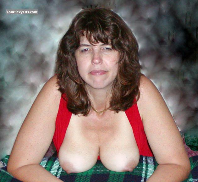 Tit Flash: Medium Tits - Topless WIldOne64 from United States